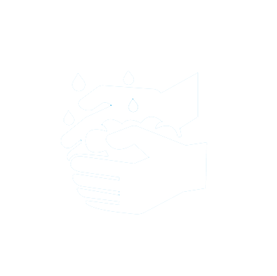 icon for hand washing